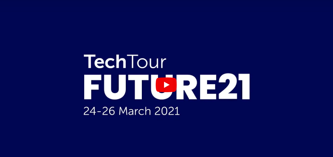 Meet Leading Entrepreneurs and Maritime Street at TechTour Future21 between the  24 – 26 March 2021, ONLINE